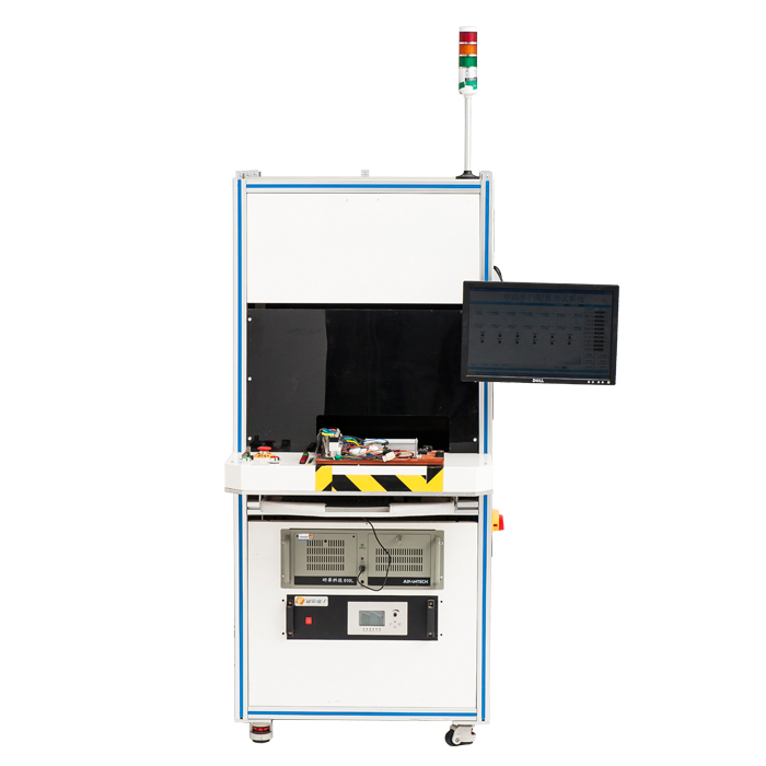 电动三轮车控制器检测系统