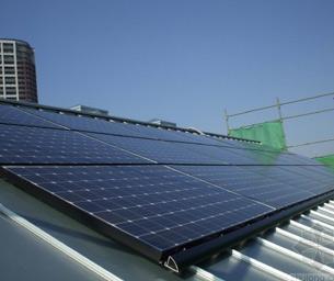 太阳能热风集热器